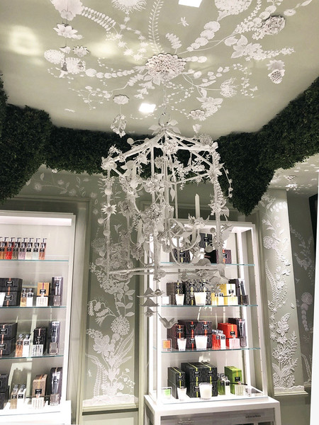 Nest Fragrances NYC flagship store
